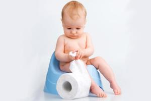 A potty chair will be helpful at the very first stage of potty training
