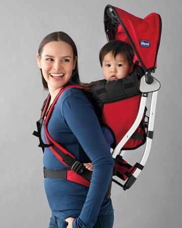 Baby carrier backpack: Chicco hiking carrier RED – which made me really happy to travel with my baby