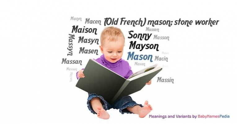 The Meaning of the name Mason