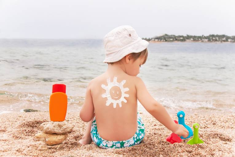 Sunscreens for Babies with Eczema