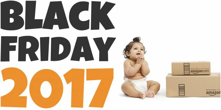 Amazon Baby products in Black Friday Deals Week: book your deals now!