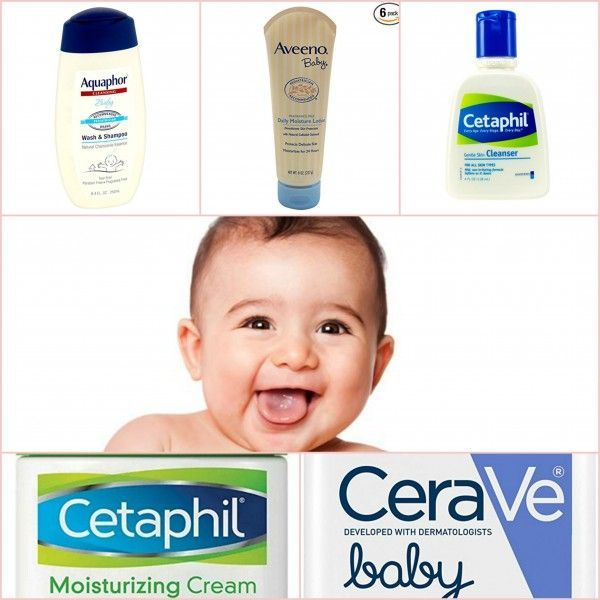 Must-Have Products when your Baby has Eczema