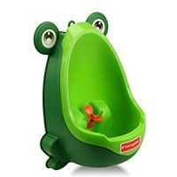 Foryee Cute Frog Potty Training Urinal for Boys with Funny...