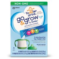 Go & Grow By Similac Non-GMO Milk Based Toddler Drink,...