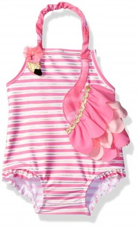 Mud Pie Baby Girls' Swimsuit One Piece