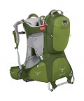 Osprey Packs Poco AG Plus Child Carrier, Ivy Green