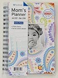 PlanAhead Mom's 18 Month Planner, July 2017 - December 2018, Assorted Colors