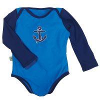 Sun Smarties Baby UPF 50+ Long Sleeve One Piece Swimsuit...