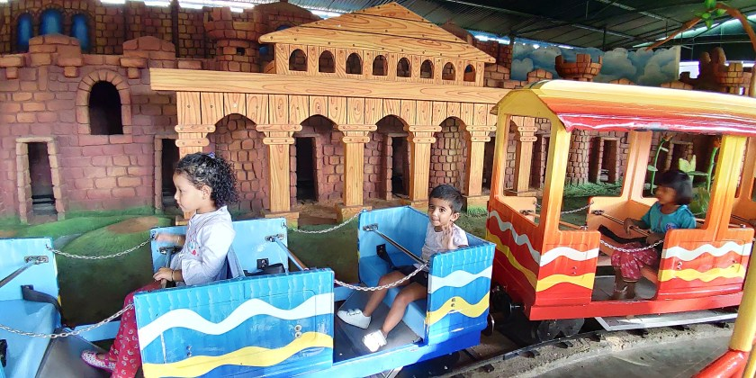 Wonderla Mini Express