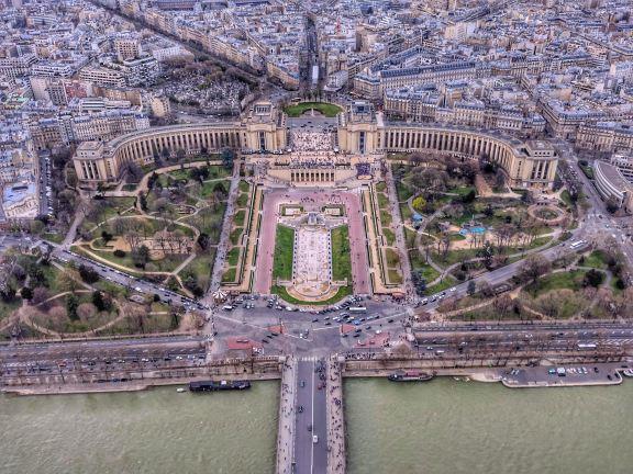 Palais De Chaillot