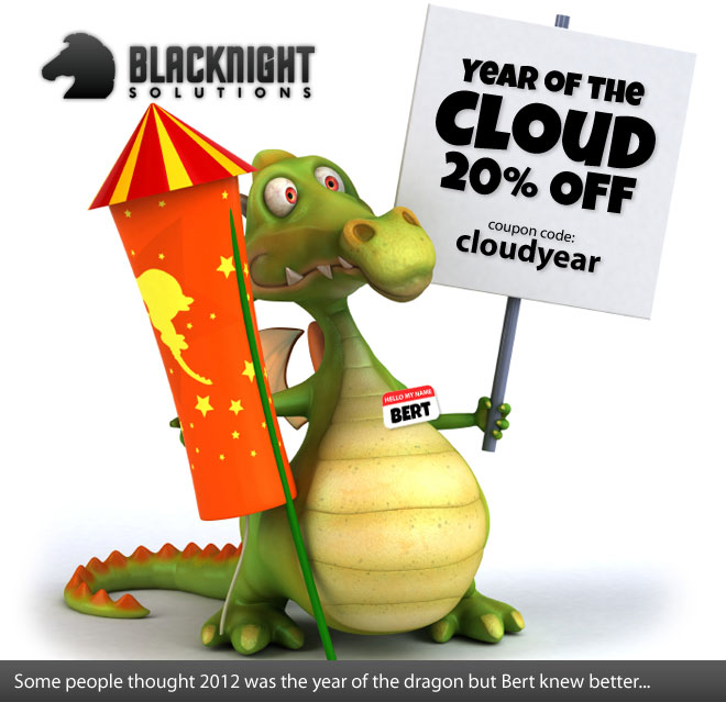 Year Of The Cloud 2