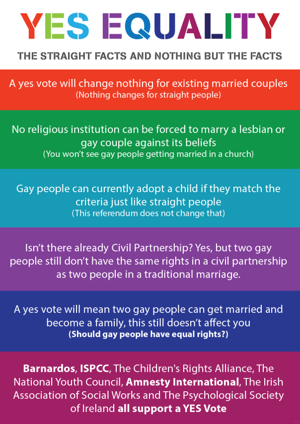 Straight Facts - Vote Yes