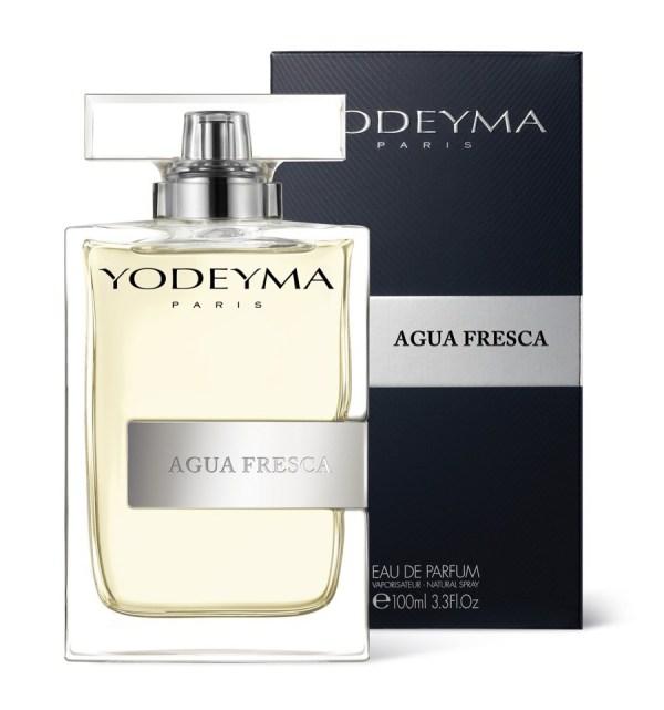 Yodeyma AGUA FRESCA Eau de parfum 100 ml - note chypre fresh