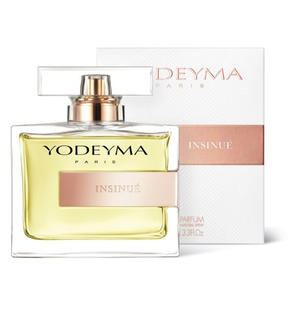 Yodeyma INSINUE Eau de parfum 100 ml - oriental chihlimbar