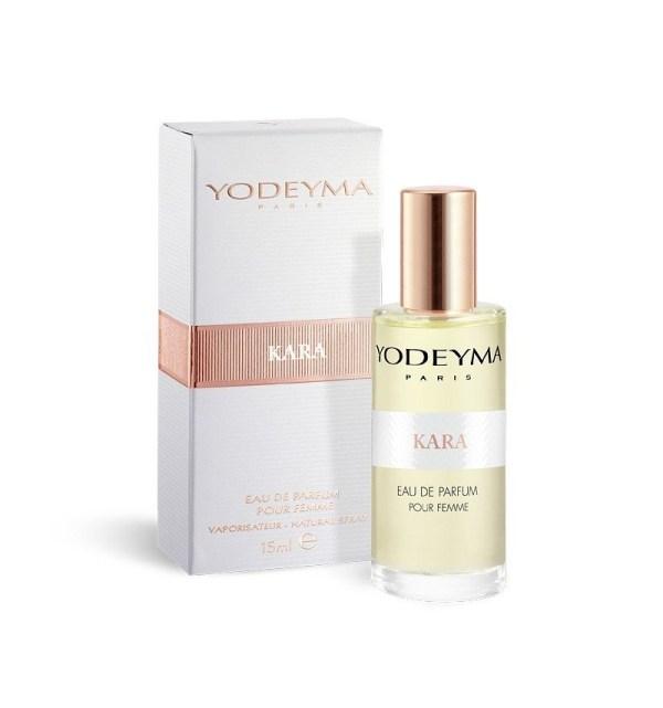 KARA YODEYMA Apa de parfum 15 ml - note fresh