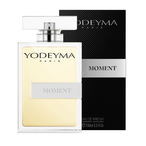 MOMENT YODEYMA Apa de parfum 100 ml  - note aromatic chihlimbar