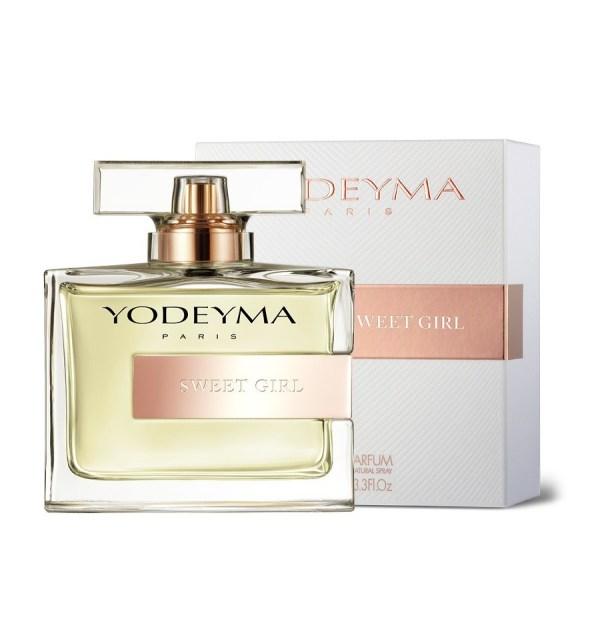 Apa de parfum SWEET GIRL Yodeyma 100 ml