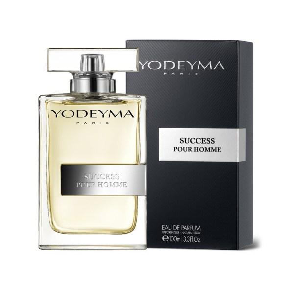Yodeyma SUCCESS POUR HOMME Eau de parfum 100 ml - oriental lemnos