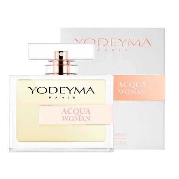 ACQUA WOMAN YODEYMA Apa de parfum 100 ml - floral fructat.