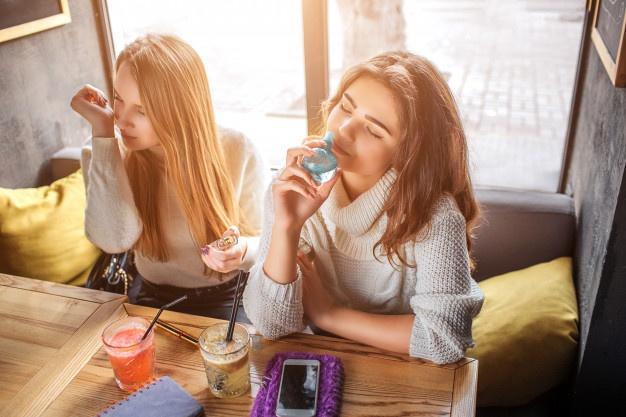 Mirosul parfumului - cel mai important când alegi