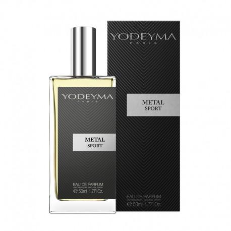 Yodeyma metal sport apa de parfum 50 ml