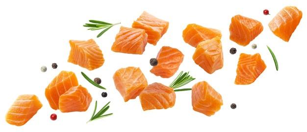 Somon - 10 alimente pentru o piele sănătoasă