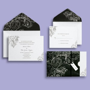 brides magazine invitation kit 2999 retail before coupons for 30 complete invites - Brides Wedding Invitation Kits