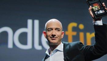Jeff Bezos se convierte en la primera persona del mundo con una fortuna de 200.000 millones