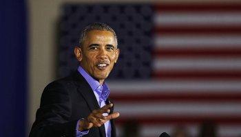 Obama, sonrisa
