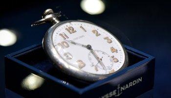 reloj, caja