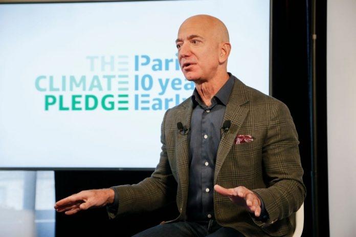 Forbes Ricos Jeff Bezos