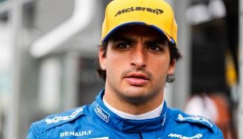 Carlos Sainz Jr ficha por Ferrari