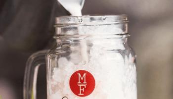 Mamá Framboise jarra leche