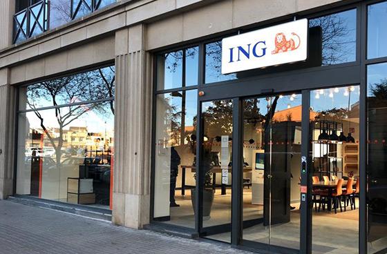 Oficina ING Sabadell