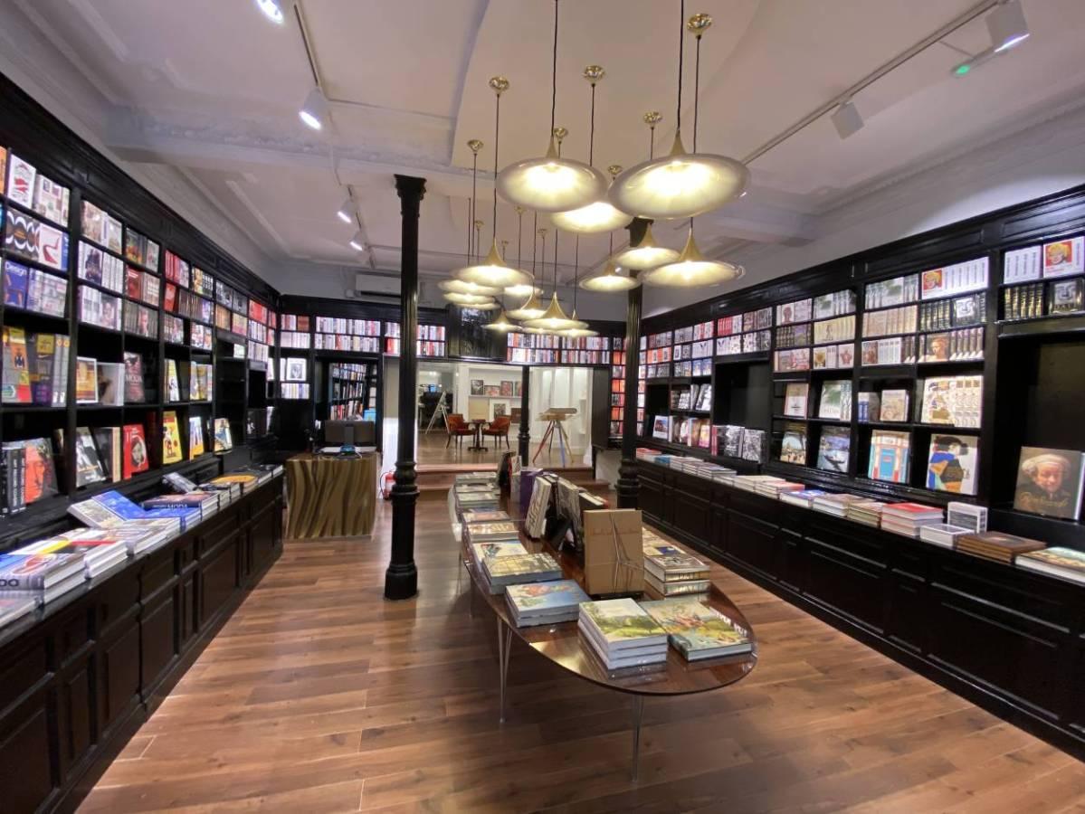 Tienda de libros Taschen