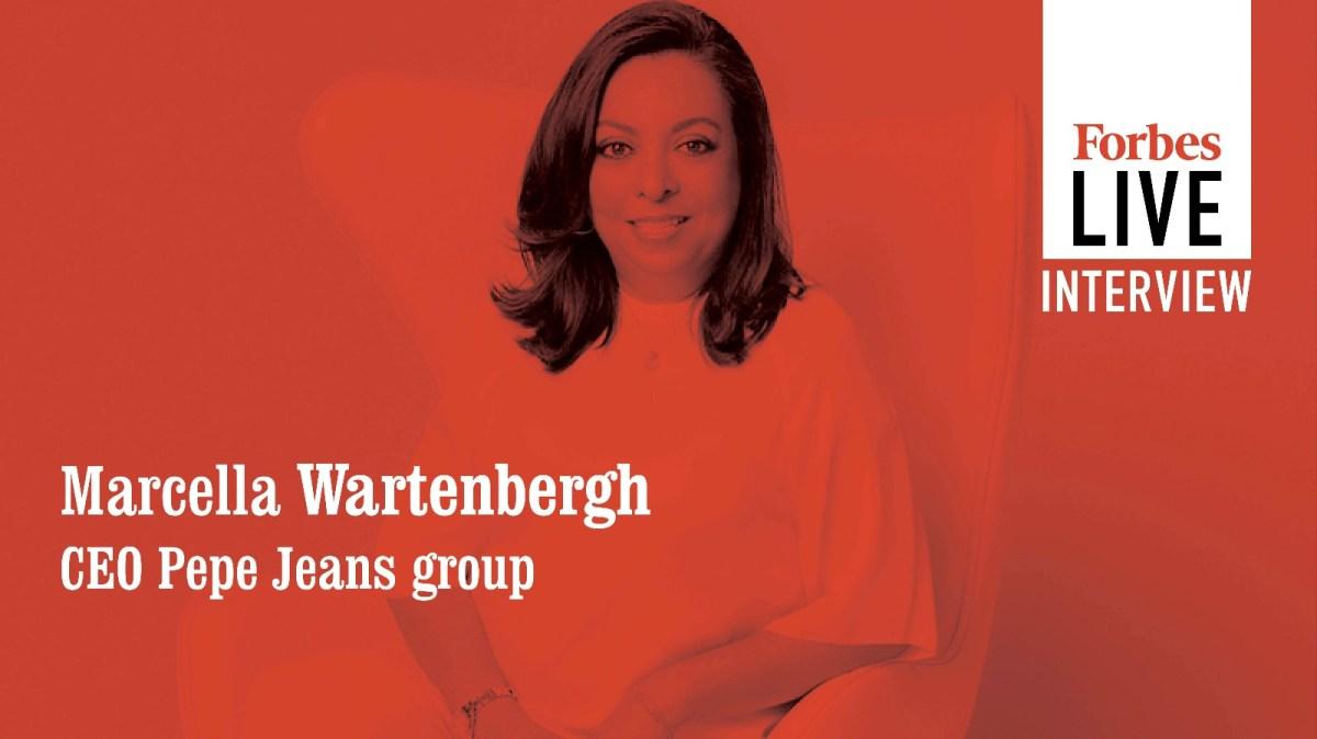 Marcella Wartenbergh en Forbes Live