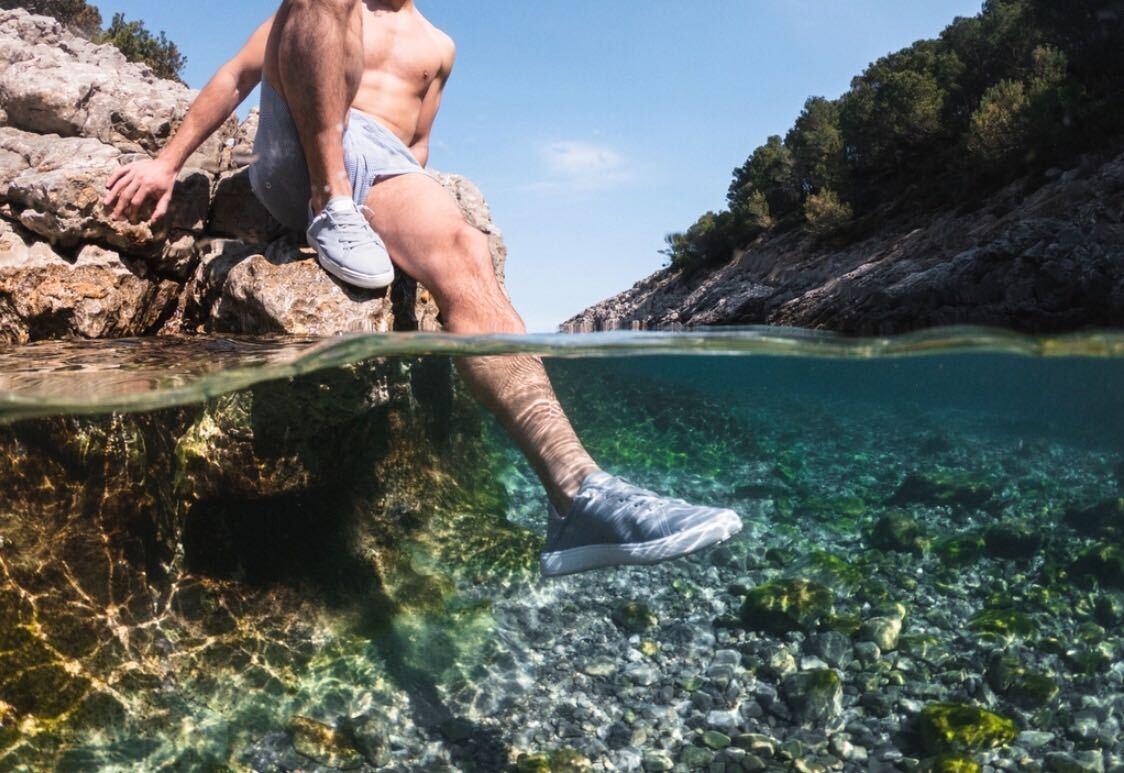 Las zapatillas sostenibles de más de un millón de euros