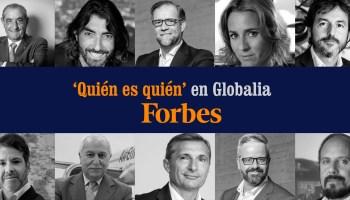 Quién es quién en Globalia