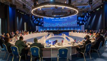 Del 15 al 17 de septiembre tuvo lugar en Tíflis, capital de la república caucasiana de Georgia, la 112ª sesión del Consejo Ejecutivo de la Organización Mundial del Turismo (OMT)