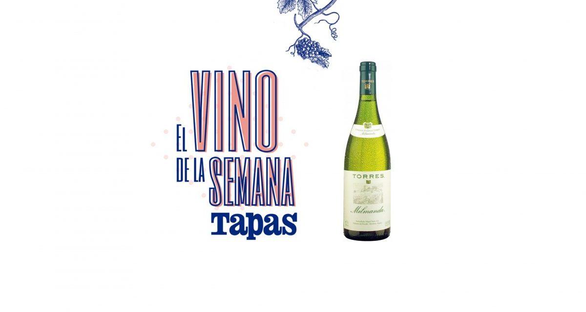 Milmanda 2017, el vino de la semana para la revista Tapas