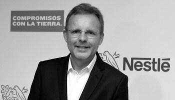 Jacques Reber, director general Nestlé España