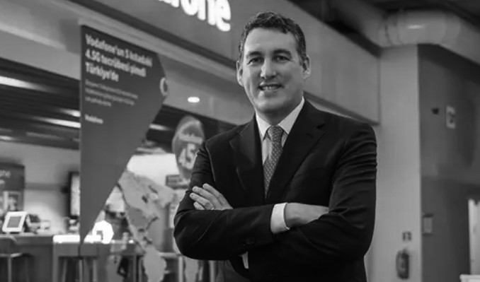 Colman Deegan, CEO de Vodafone España
