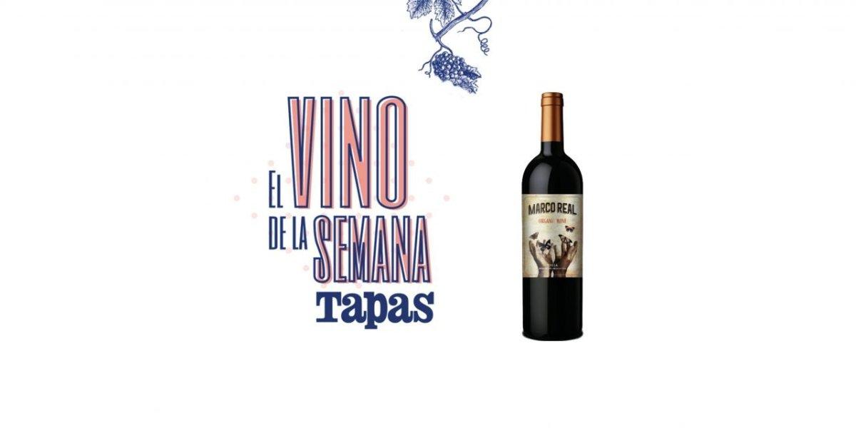 Marco Real Organic Wine, el vino de la semana para la revista Tapas