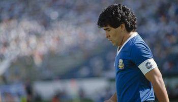Maradona: las grandes campañas de publicidad que dieron la vuelta al mundo