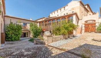 La Casa del Armiño: vivir en una mansión renacentista con historia