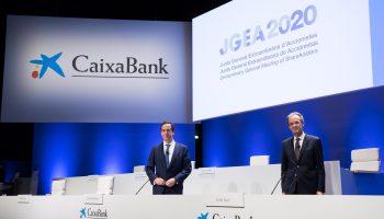 Junta General Extraordinaria de Accionistas de CaixaBank diciembre 2020