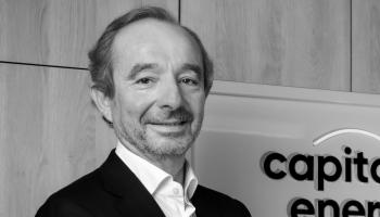 Francisco Clemente, director general Corporativo de Capital Energy