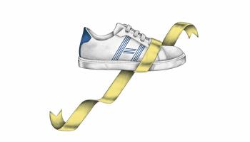 HERMÈS: Sneakers Avantage en piel