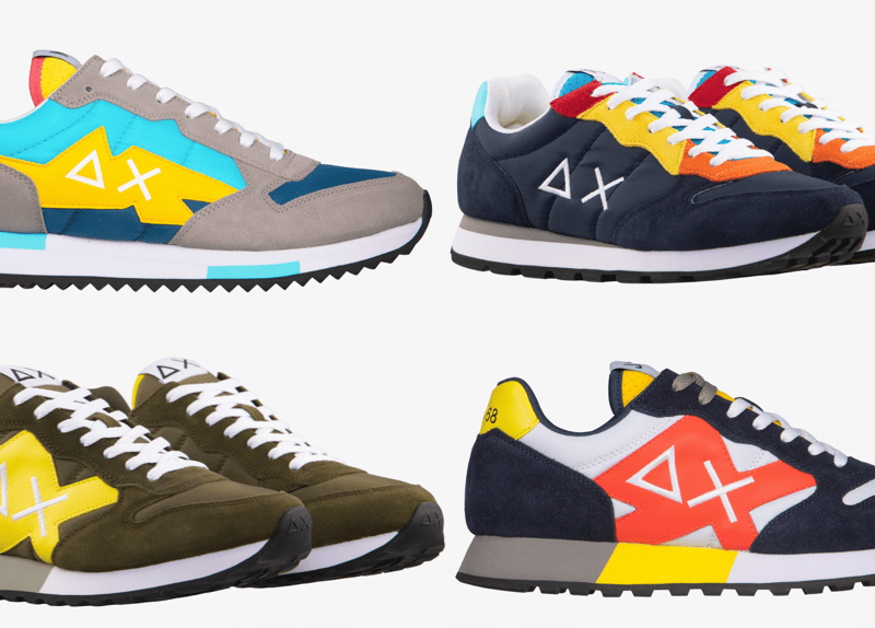 sneakers de Sun68