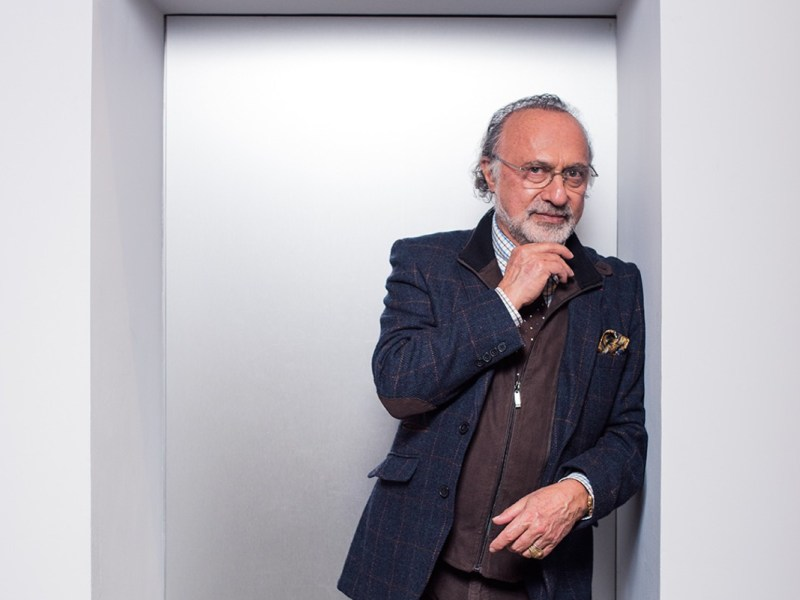 Olivier Dassault posa para Forbes. Foto: Pablo Tribello